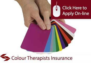 Colour Therapists Professional Indemnity Insurance in Ireland
