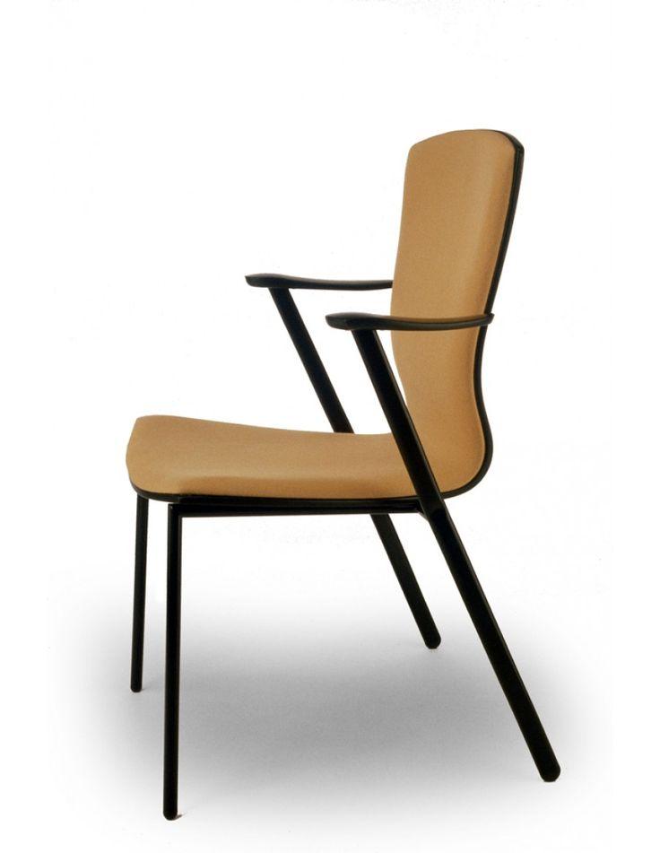 Tina-1&2 chairs, design Yrjö Wiherheimo 1984.