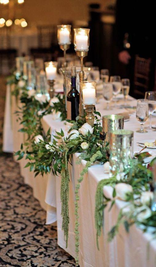 Featured Photographer: Kristen Weaver Photography; Wedding reception idea.