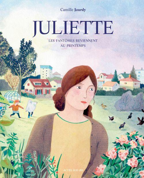 Après le succès de la trilogie Rosalie Blum, Camille Jourdy revient avec un nouveau roman graphique, vaudeville familial haut en couleur.