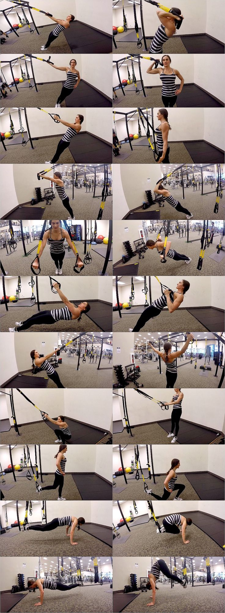 10 Weeks to Fitness-Day 47: TRX