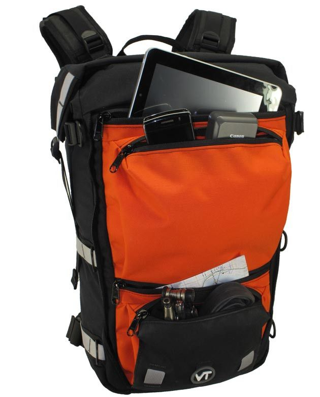 The Edge series urban laptop backpacks are our most popular commuter packs. The…
