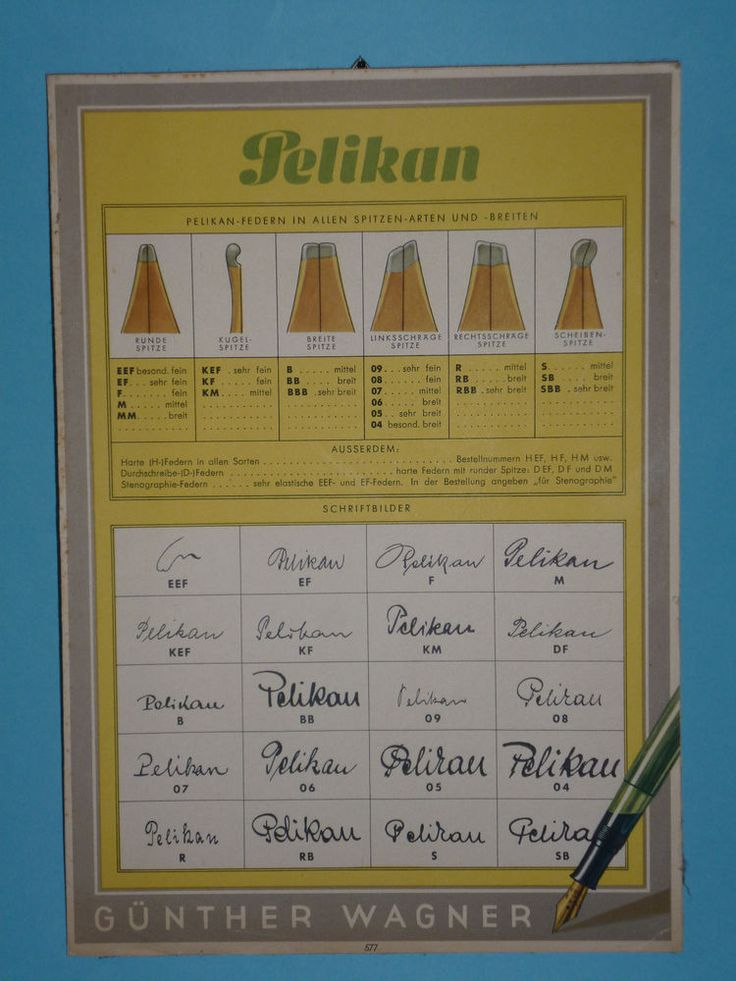 Pelikan Plakat Pen Füllhalter Werbung Pappe Federn Aufsteller Verkauf Hilfe Alt  | eBay
