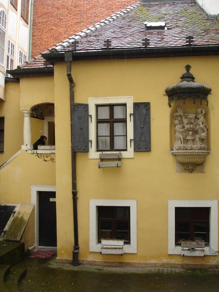 Slovakia, Bratislava - Hummel house