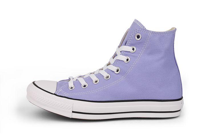 opvallende Converse All Star CT Hi Lavendel (Paars)