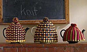 Image of Pre-Printed Pattern: Nancy Meier's Tea Cosy