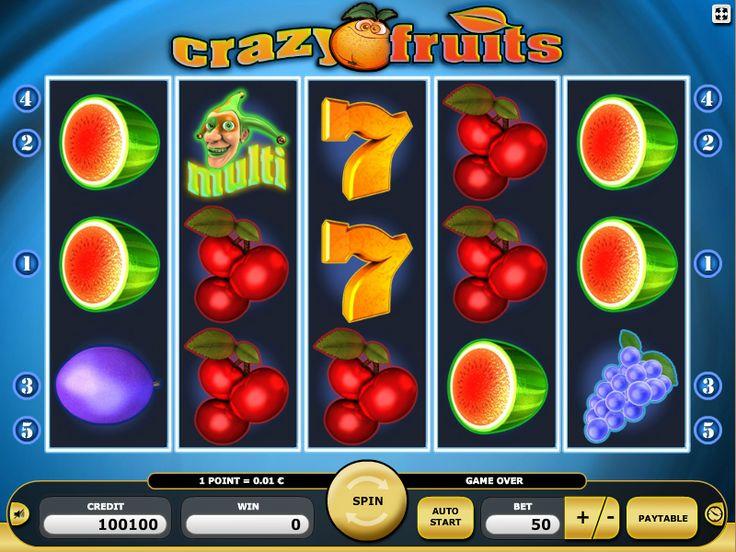 crazy fruit на андроид