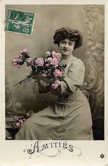 Vintage Ladies Cabinet Cards (193)from vintageimages.org