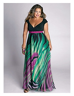 Plus size evening dresses nyc board