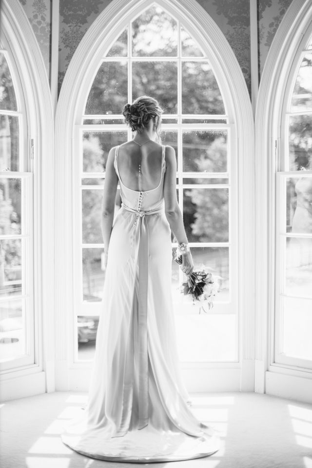 Sarah and Matthew – WEDDING Warwick House photography
