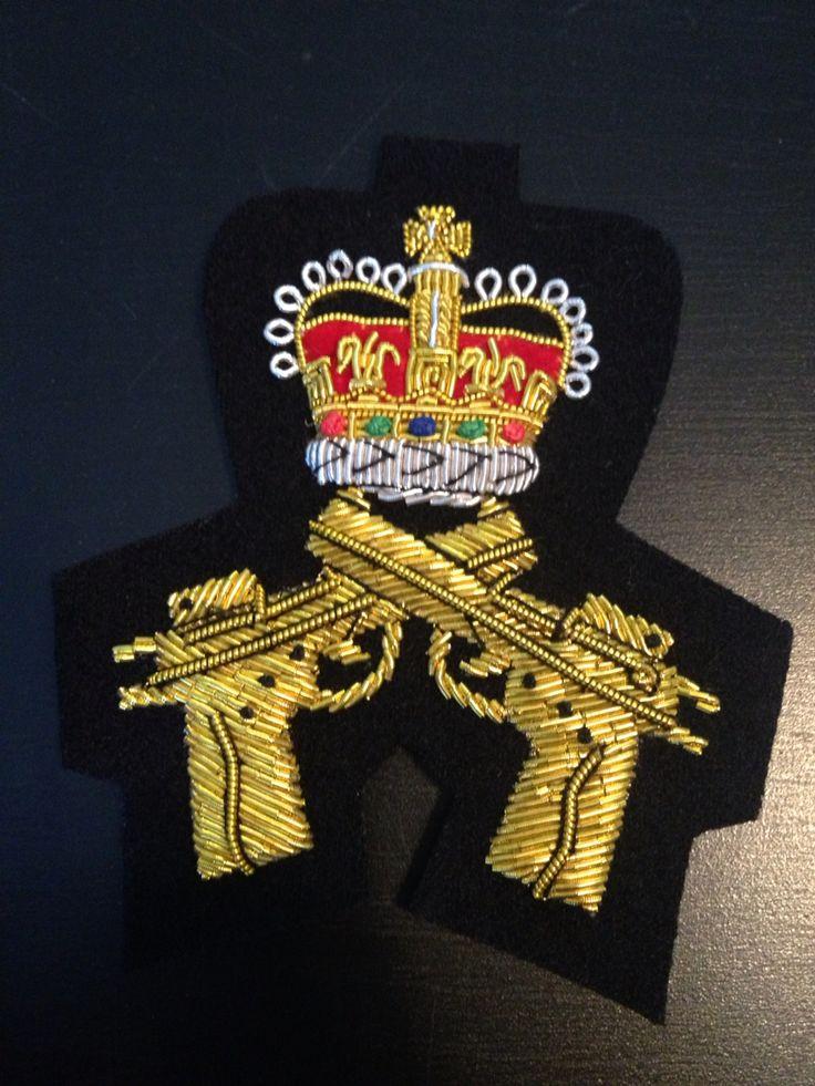 Crown revolvers