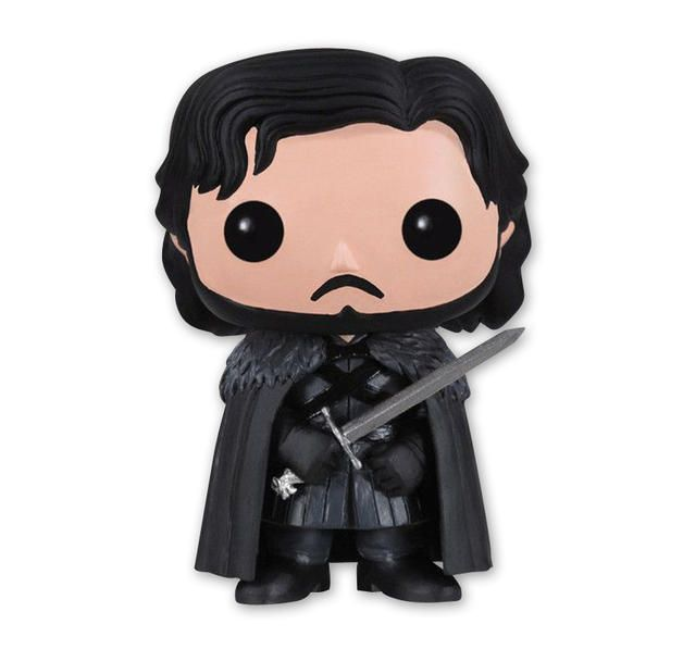 Game of Thrones Pop! Vinyl Figur Jon Snow. Hier bei www.closeup.de