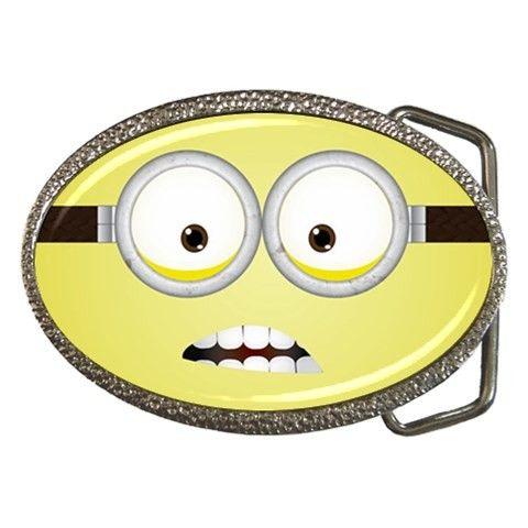 Minion Despicable Me Belt Buckle