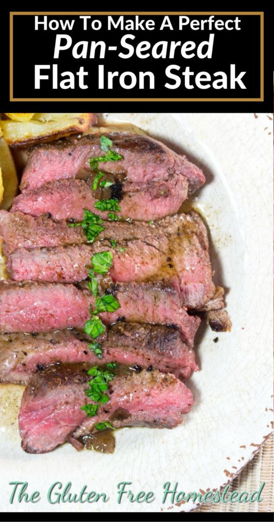 Perfect Pan Seared Steak | Wine Sauce | Easy Marinated Flat Iron Steak | How to Tips | Whole 30 | Paleo recipe | Gluten free recipe | Low Carb