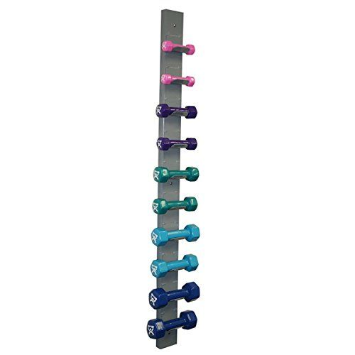 Dycem Cando Vinyl-coated 10-piece Dumbbell Set with Rack http://adjustabledumbbell.info/product/dycem-cando-vinyl-coated-10-piece-dumbbell-set-with-rack/