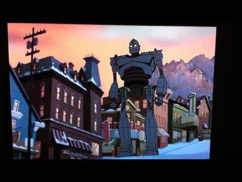 CINE: El Gigante de hierro