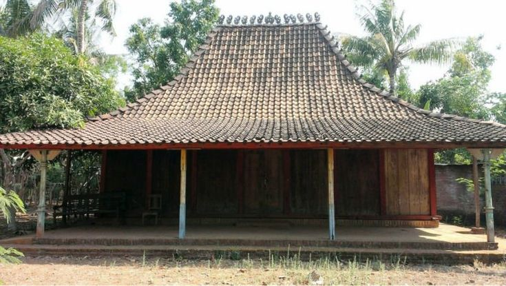 #ANTIQUE WOODEN HOUSE / JOGLO / JAVA WOODEN HOUSE