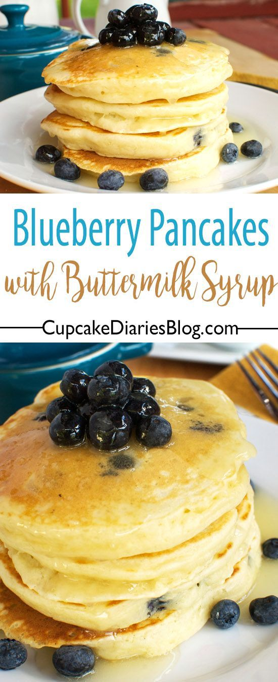 ... blueberry bliss blueberry pancakes fluffy pancakes warm buttermilk