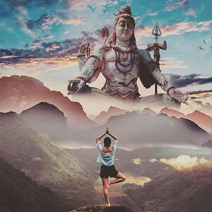 Bholenath Shivji Shankar Background Lord Shiva Statue Lord Shiva Painting Fantasy Wall Art Bhole nath hd wallpapers