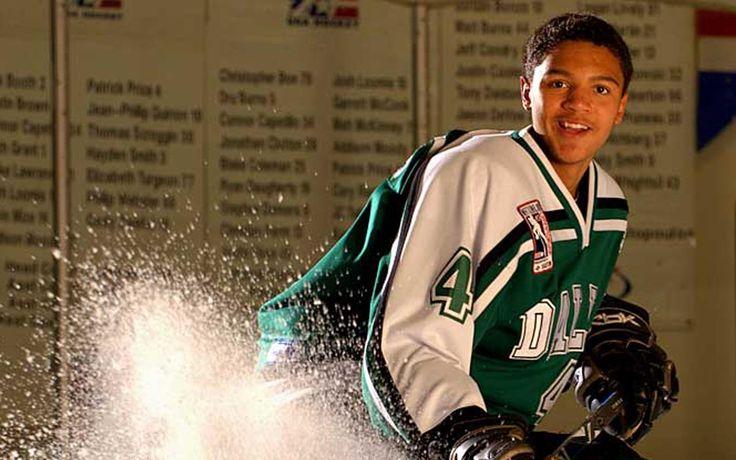 Seth Jones, Hockey Star
