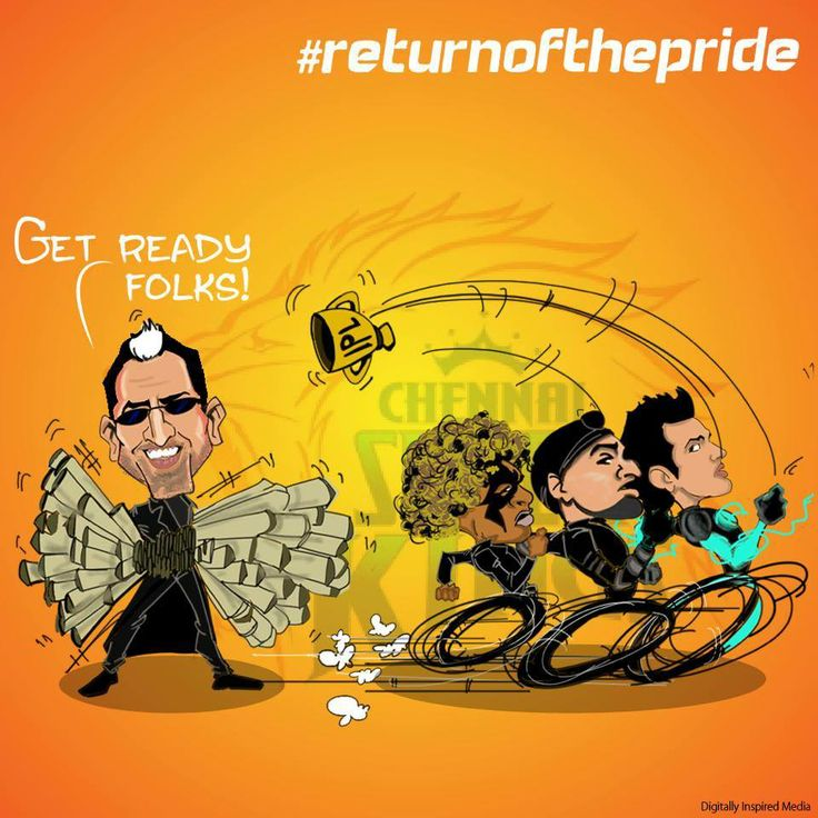 Hope our lions fire on all cylinders! #returnofthepride #whistlepodu #csk #digitallyinspiredmedia