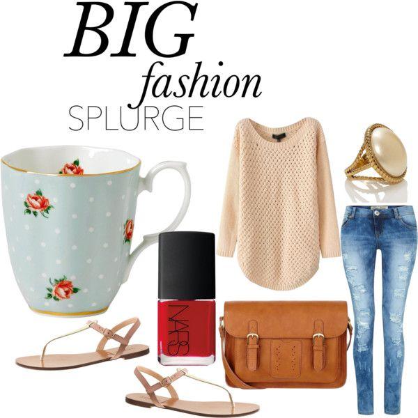 """Ma Petit fashion Splurge"" by sarahisfashion on Polyvore"