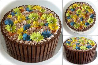 Kakebua's blogg: Annas favoritt Sjokoladekake
