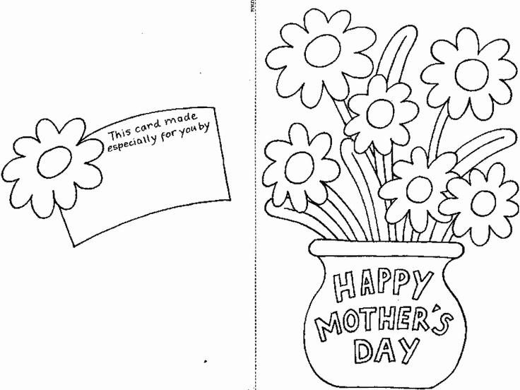54 best Cards--MOTHERS \ FATHERS DAY images on Pinterest - mothers day card template