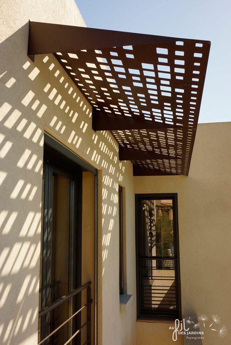 les 25 meilleures id es de la cat gorie brise soleil sur pinterest pergola pergola mitoyenne. Black Bedroom Furniture Sets. Home Design Ideas