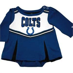 Little Colts Cheerleader