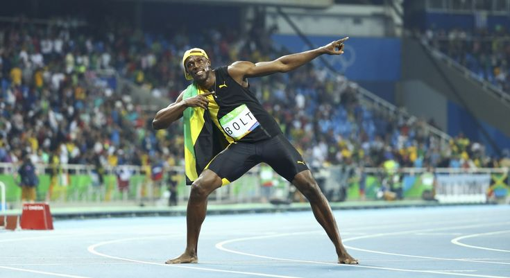 Usain Bolt Juegos Olímpicos Río 2016