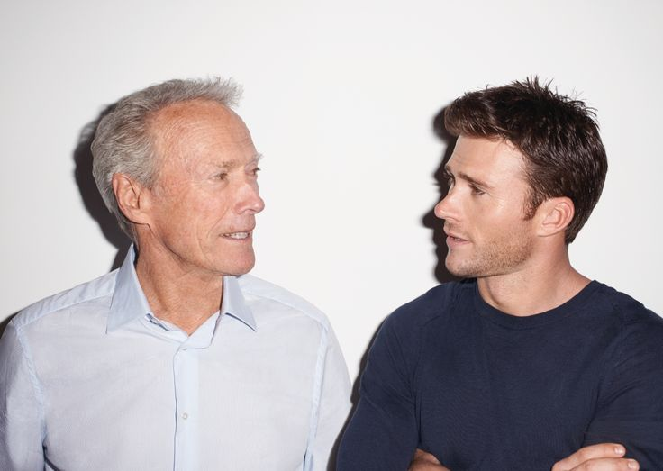 Clint and Scott Eastwood: No Holds Barred in Their First Interview Together