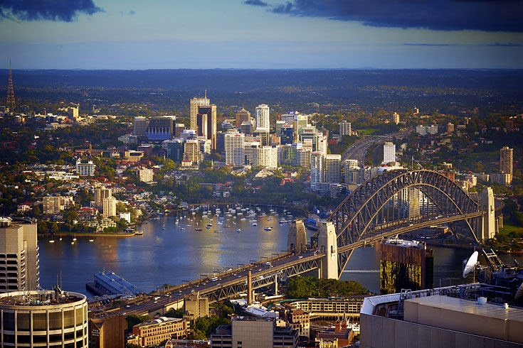 Sydney...my love