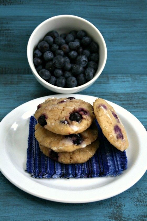 ... Lemon, Lemon Blueberries Cookies, Cookies Wholesom, Gf Lemon, Cookies
