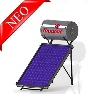 Ηλιακός θερμοσίφωνας με χάλκινο συλλέκτη της Βιοσώλ Eco-BioSun