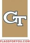 "Georgia Tech Yellow Jackets Garden Window Flag 15"" x 10.5"""