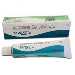 ‪#‎Tazret‬ ‪#‎gel‬ is a topical product applied to the skin to treat plaque psoriasis. Psoriasis is a skin problem which results in the development of red crusty (peeling) patches on your skin, commonly called as plaques. #Tazret #gel exerts its action by slowing down the rate of fabrication of skin cells in addition to exfoliating the ‪#‎skin‬. This medication also eradicates the patchy/scaly regions, also exfoliates the skin to recover the skin surface and appearance. ‪#‎skin_care‬…