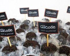 Festa Boteco - tag Glicose