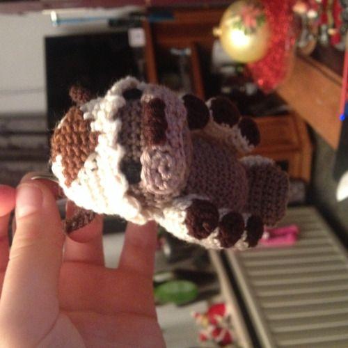 Crochet Appa  Avatar: Last Air Bender