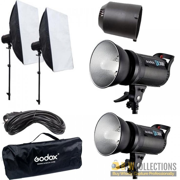 Buy GODOX DE-300 Strobe Light Kit At Rs.25,500 Features :- lightweight,compact and durable flash Cash on Delivery Hassle FREE To Returns Contact # (+92) 03-111-111-269 (BnW) #BnWCollections #GODOX #Strobe #Light #Kit