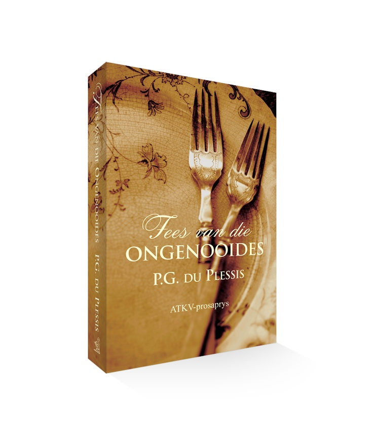 Fees van ongenooides - book cover for PG du Plessis