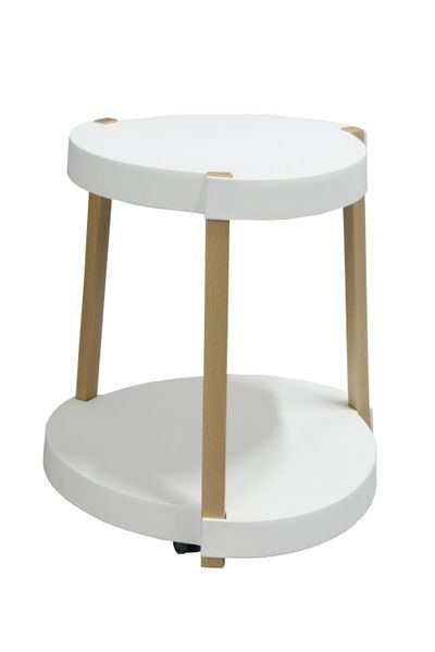 TRSB61 2-Shelf Side Table