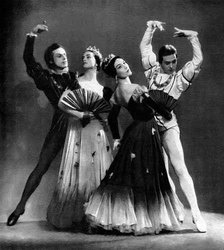 1000+ images about Vintage ballet on Pinterest