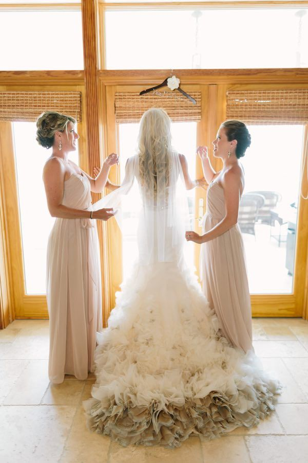 Elegant beachside florida wedding in the keys wedding for Wedding dresses in south florida