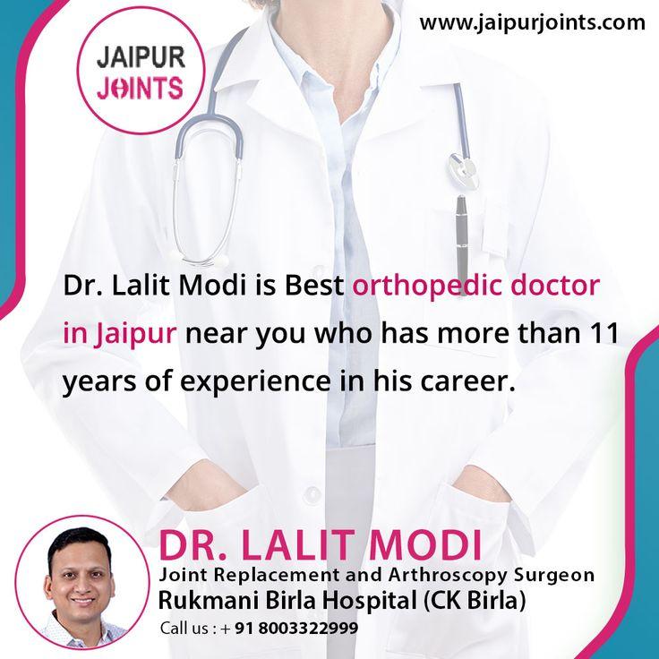 Pin on Best Orthopedic Doctor In Jaipur