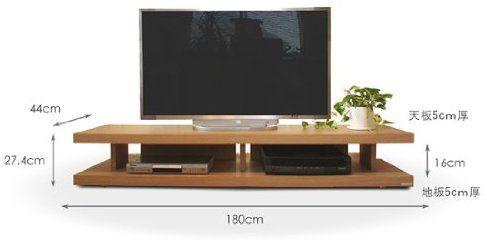 Amazon|LI 幅180cm テレビ台 テレビボード NA 国産 tv台 日本製 木製 TVボード 北欧 家具 テイスト ローボード リビングボード grove カラー ナチュラル|ローボード・テレビ台 オンライン通販