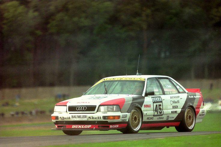 Audi V8   All Racing Cars