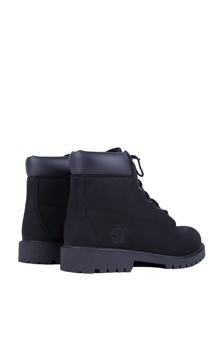 Black Timberland Boot | All Black Timberlands | Waterproof Boots - AKIRA