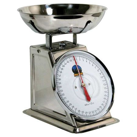 Measure flour for bread or potatoes for gnocchi with this essential food scale, a must-have addition to your busy kitchen.  Product:...