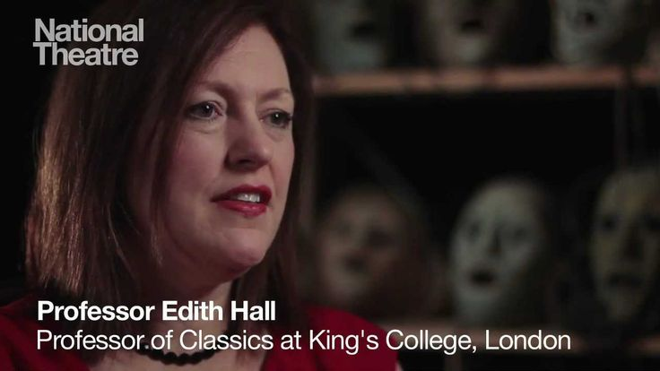An Introduction to Greek Tragedy -by Prof Edith Hall